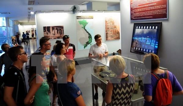 Ciudad Ho Chi Minh comienza proceso de digitalizacion en museos hinh anh 1