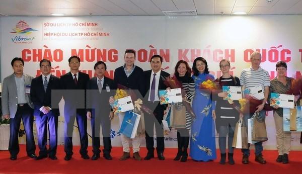 Ciudad Ho Chi Minh publica codigo de conducta para turistas hinh anh 1