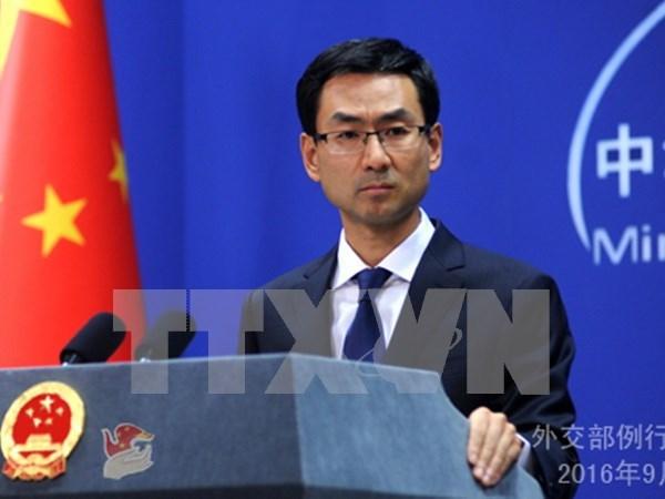 China prioriza el impulso de relaciones con ASEAN hinh anh 1