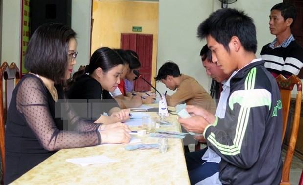 Hogares en provincia de Vietnam reciben compensacion por incidente ambiental hinh anh 1