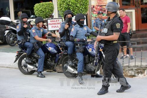 Filipinas elimina lider del grupo militante vinculado con EI hinh anh 1