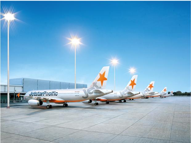 Jetstar Pacific abre ruta Hanoi- Pleiku hinh anh 1