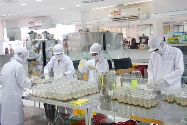 Funda Vietnam Centro Nacional de Comercio de Medicamentos hinh anh 1