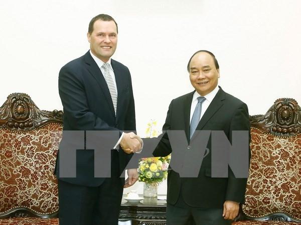 Vietnam concede importancia a buenos nexos con Republica Checa hinh anh 1