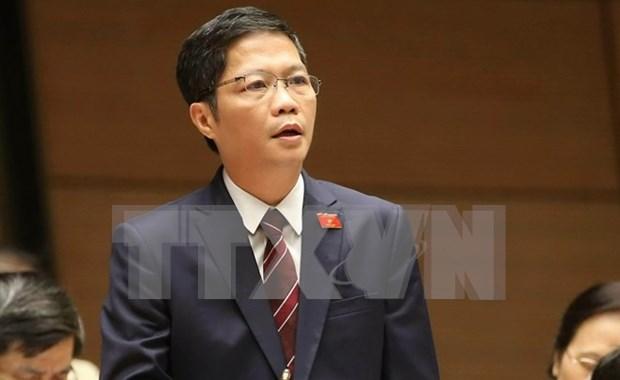 Ministerio vietnamita impulsa mejora de ambiente de negocios para desarrollo empresarial hinh anh 1