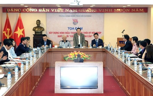 Desarrollan en Vietnam modelo de ciudadania global hinh anh 1