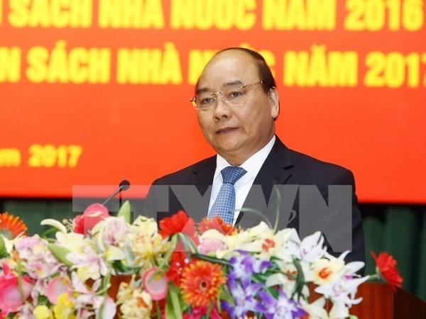 Premier pide accion rapida para recaudar ingresos del presupuesto estatal hinh anh 1