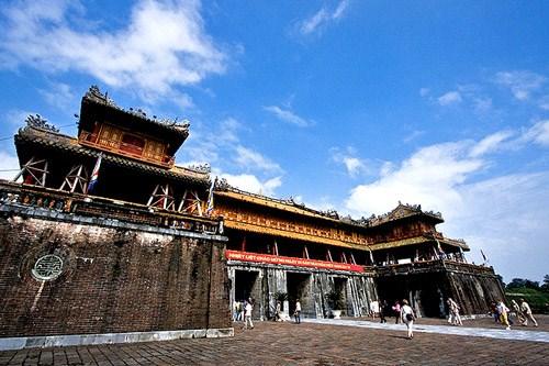 Provincia de Thua Thien- Hue adelanta meta de turistas hinh anh 1