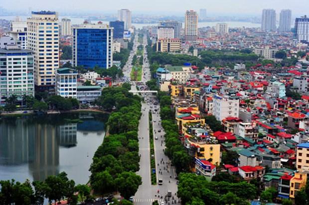 Hanoi fija la meta de aumentar crecimiento de exportaciones hinh anh 1