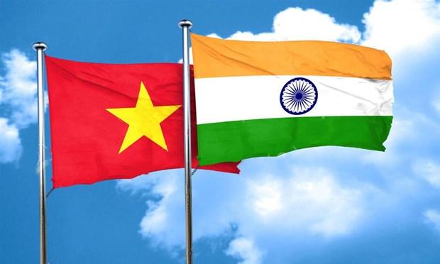 Efectuan campamento de intercambio entre pintores Vietnam - India hinh anh 1