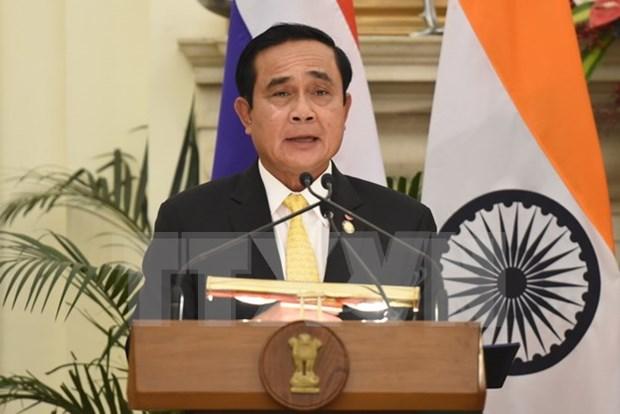 Partidos politicos en Tailandia rechazan retraso de elecciones generales hinh anh 1