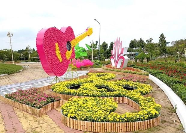 Efectuan Festival de Turismo de Dong Thap 2017 hinh anh 1
