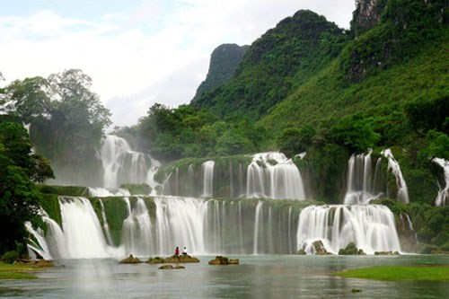 Saigontourist realiza promocion sobre su nuevo resort en provincia norvietnamita hinh anh 1