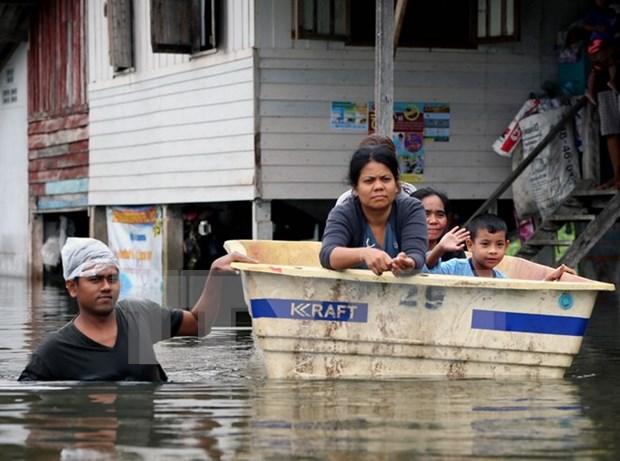 Mas de un millon de afectados y 18 muertos por inundaciones en Tailandia hinh anh 1