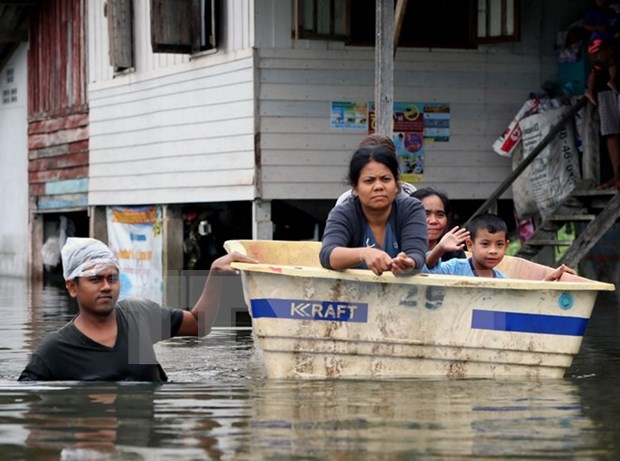 Sector turistico tailandes preve graves afectaciones por inundaciones hinh anh 1