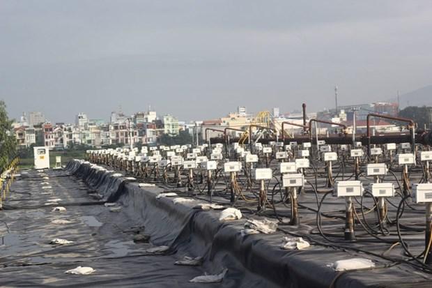 Vietnam acelera tratamiento de dioxina en aeropuerto de Da Nang hinh anh 1