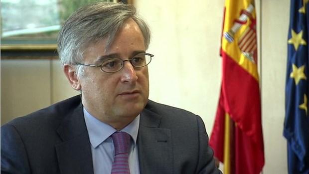 Espana desea ser socio cercano de Vietnam, dijo vicecanciller espanol hinh anh 1