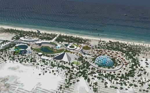 Grupo espanol PSH autorizado para construir complejo turistico en provincia vietnamita hinh anh 1