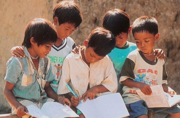 Malasia: 300 mil ninos refugiados no tienen acceso a escuelas publicas hinh anh 1