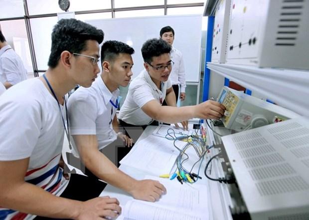 Universidad vietnamita entra en lista de 200 escuelas mas verde del mundo hinh anh 1