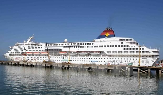Saigontourist recibe mas de dos mil turistas en cruceros hinh anh 1