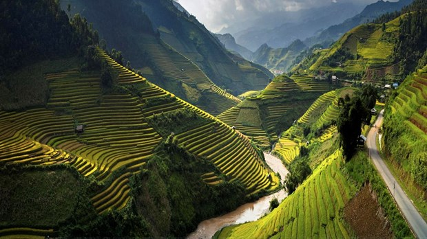 Vietnam figura entre los 10 destinos turisticos preferidos del mundo en 2017 hinh anh 1