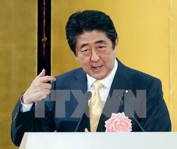 Primer ministro de Japon visitara Vietnam hinh anh 1