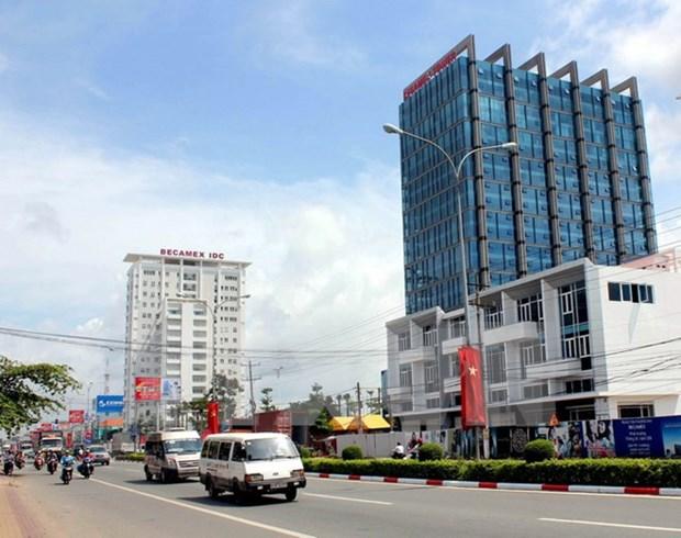 Resaltan a provincia vietnamita como destino ideal para inversiones extranjeras hinh anh 1
