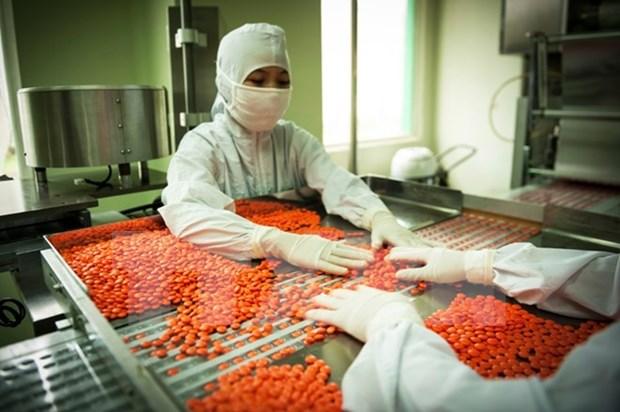 Empresas farmaceuticas checas ponen atencion en mercado vietnamita hinh anh 1