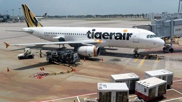 Cientos de turistas atrapados en Bali por vuelos cancelados hinh anh 1