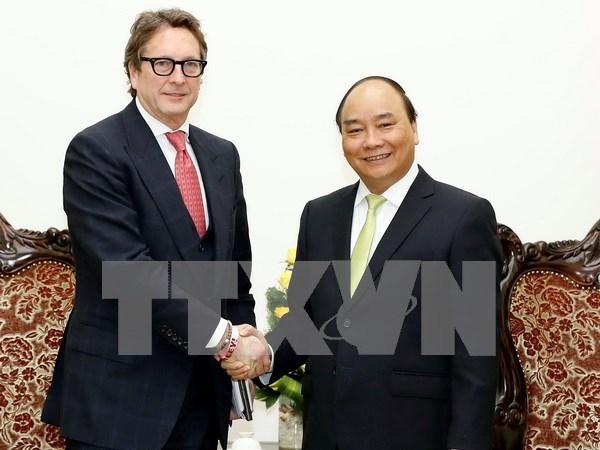 Instan a fondo Harbinger Capital Partners a aumentar inversiones en Vietnam hinh anh 1