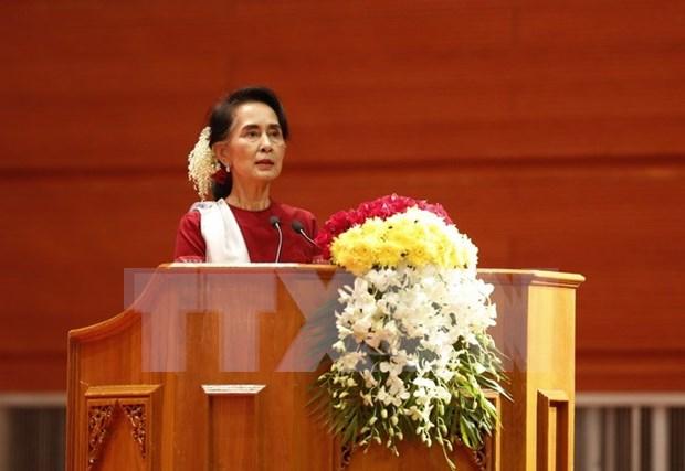 Myanmar fija periodo de 60 dias para campana electoral adicional hinh anh 1