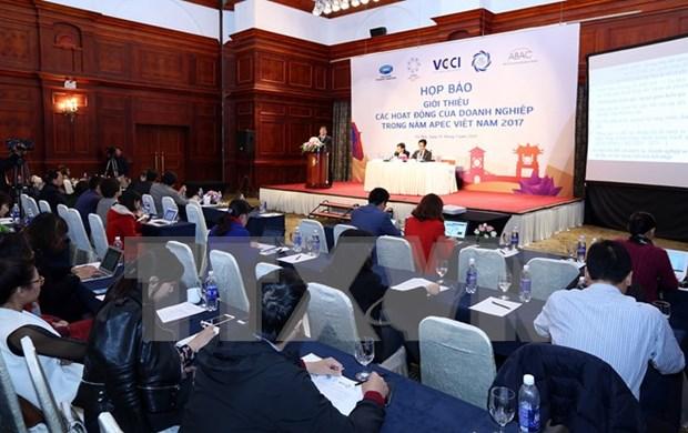 Vietnam acogera un centenar de eventos por Ano de APEC 2017 hinh anh 1
