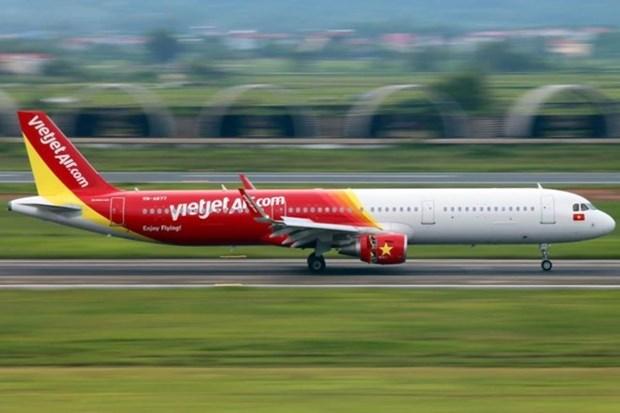 Vietjet Air rebaja precio de boletos en ocasion de Ano Nuevo Lunar hinh anh 1