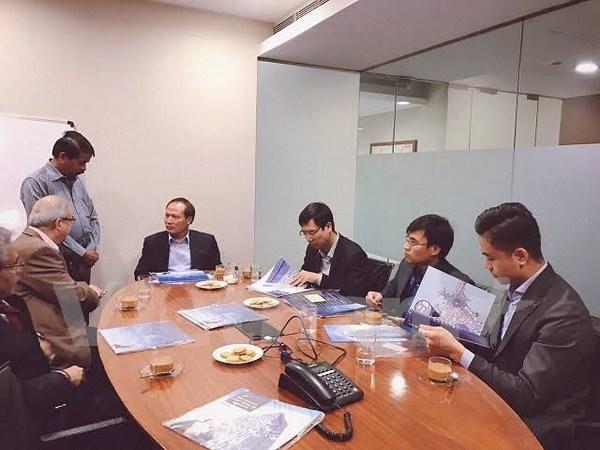 Vietnam participa en octava Cumbre de Gujarat Vibrant en India hinh anh 1