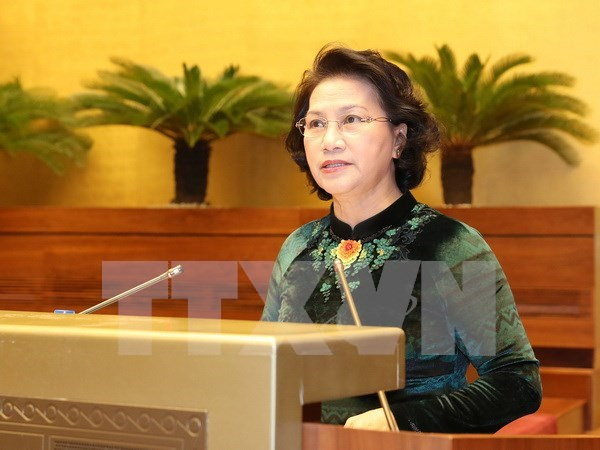 El pueblo, fuerza e impulso del empeno del Parlamento vietnamita hinh anh 1