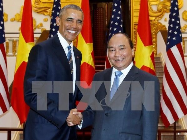 Cooperacion economica sigue siendo pilar de relaciones Vietnam-EE.UU. hinh anh 1