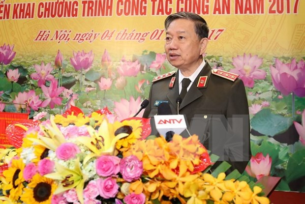 Cooperacion de seguridad, pilar de nexos Vietnam – China hinh anh 1