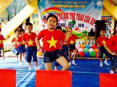 A correr por la salud en el Dia Olimpico en Vietnam hinh anh 1