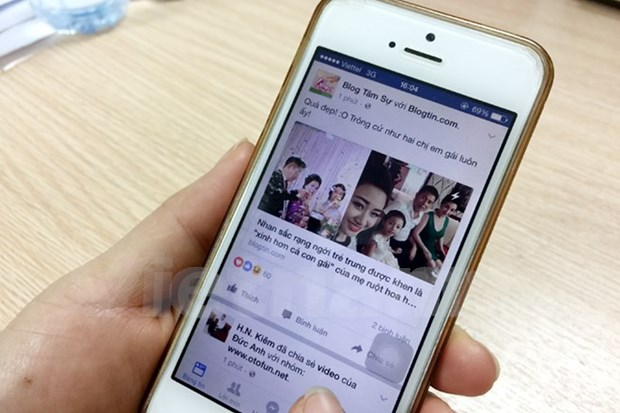 Consideran aumentar puntos de wifi gratis en Hanoi hinh anh 1