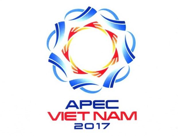 Seleccionado logotipo de Ano de APEC 2017 en Vietnam hinh anh 1