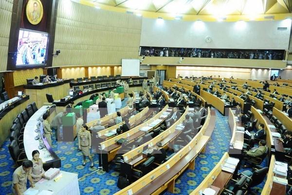Parlamento de Tailandia aprueba las enmiendas constitucionales hinh anh 1