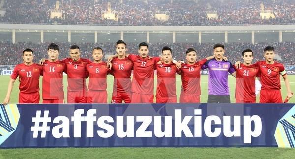 Vietnam ocupa tercer puesto en futbol regional, segun clasificacion de FIFA hinh anh 1