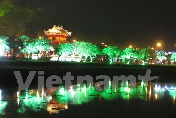 Palacio Imperial de Hue se abrira a turistas por la noche hinh anh 1