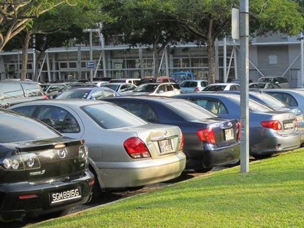 Singapur cobrara carga reciproca de carretera de automoviles extranjeros hinh anh 1