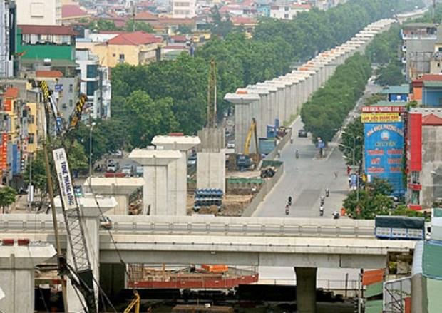 Vietnam y Francia refuerzan cooperacion en infraestructura hinh anh 1