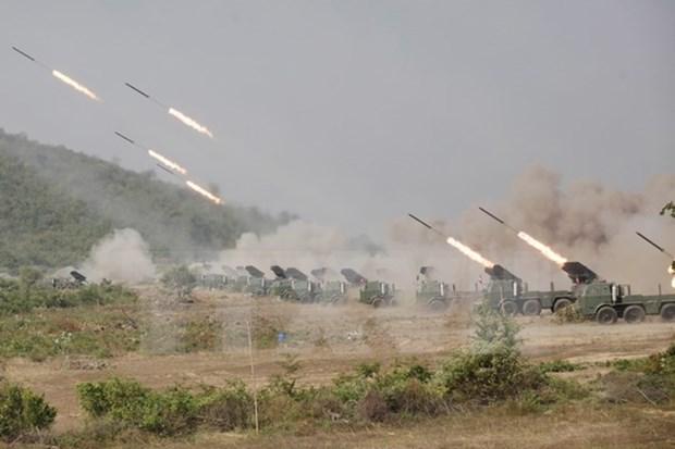 Camboya suspende maniobra militar anual con Estados Unidos hinh anh 1