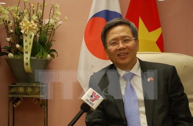 Vietnam y Sudcorea registran avances notables en relaciones bilaterales hinh anh 1