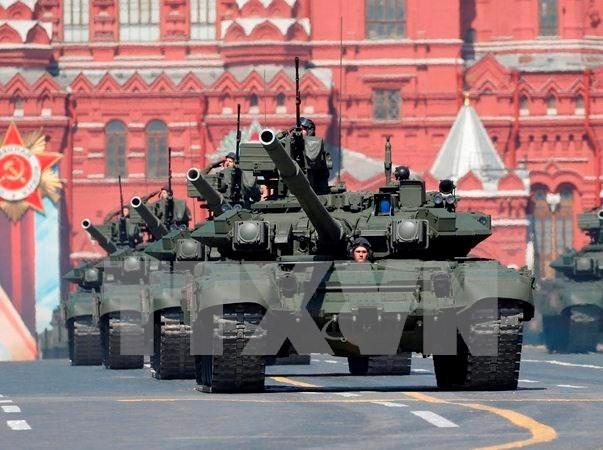 Tailandia y Rusia impulsan cooperacion en industria militar hinh anh 1