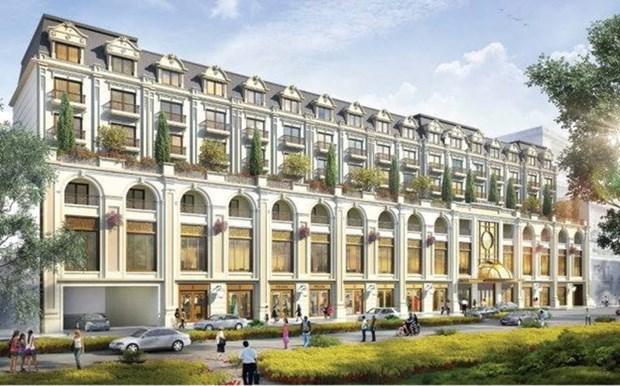 Inician construccion de hotel de lujo Four Season en Hanoi hinh anh 1